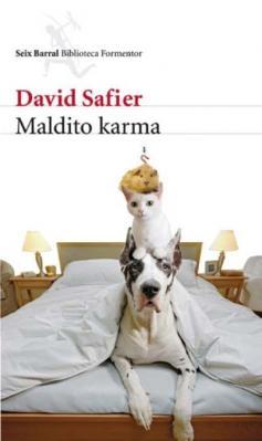 MALDITO KHARMA, MALDITO LIBRO